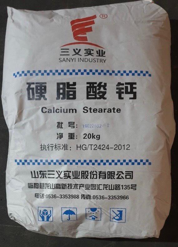CANXI STEARAT, CALCIUM STEARATE, CA(C17H35COO)2