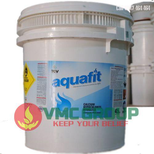 Bán Clorin Aquafit Ấn Độ 70% – Ca(OCl)2 – CANXI HYPOCHLORITE