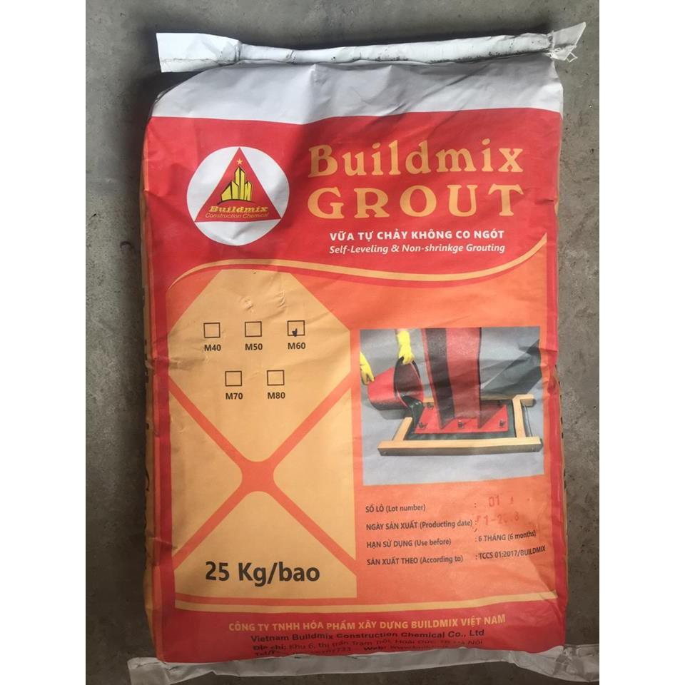 Buildmix Grout