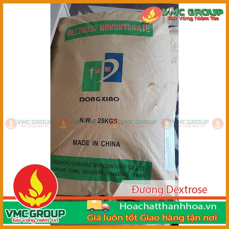 Đường Dextrose Monohydrate – Glucose