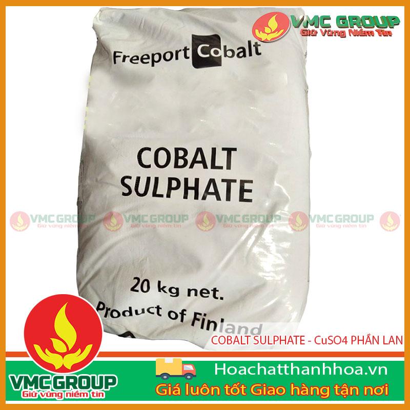 COBALT SULPHATE - CuSO4 PHẦN LAN