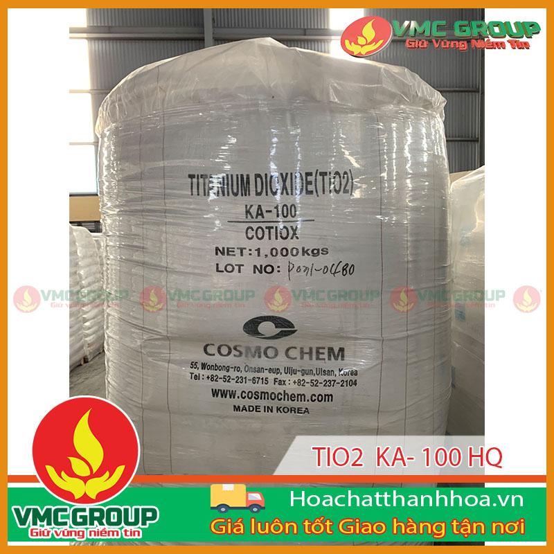 TITANIUM DIOXIDE -TIO2 KA100