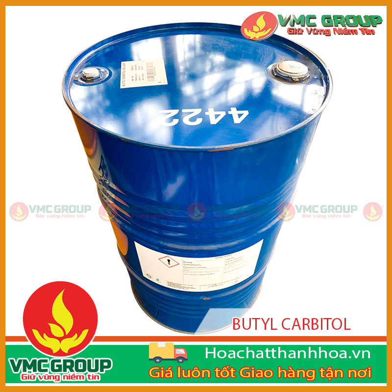 BUTYL CARBITOL, C8H18O3 99%, MỸ, 193 KG/PHUY
