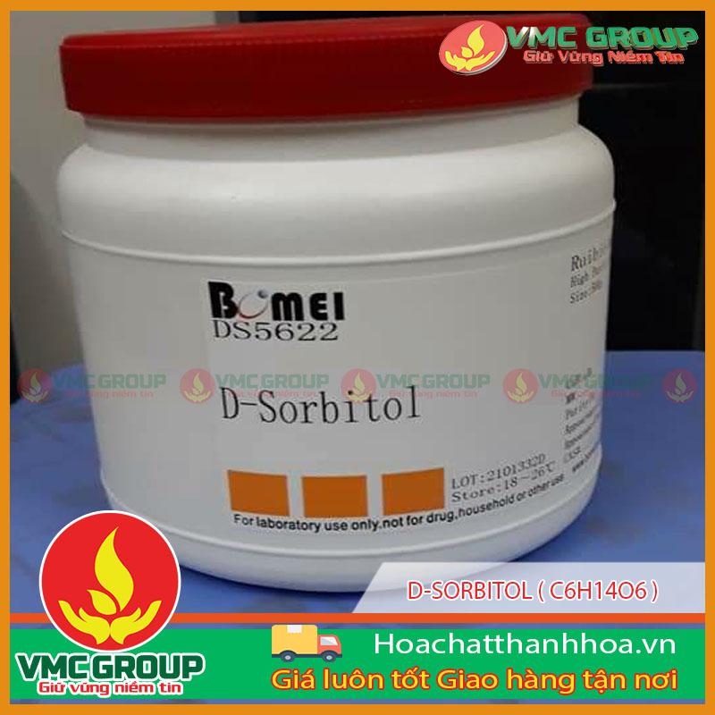 D-SORBITOL ( C6H14O6 ) TINH KHIẾT